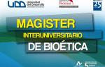 Magister en Bioética. Universidad del Desarrollo. Santiago de Chile
