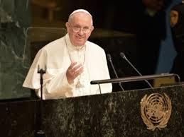 Mensaje del Papa Francisco ante la Asamblea de las Naciones Unidas. 25 de septiembre de 2015 Bioética Web