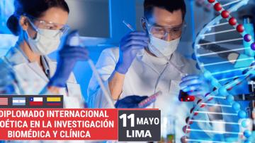 II Diplomado Bioética en la Investigación Biomédica y Clínica (Mayo-Diciembre 2016)