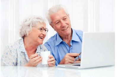 El disfrute de los derechos humanos por parte de los mayores