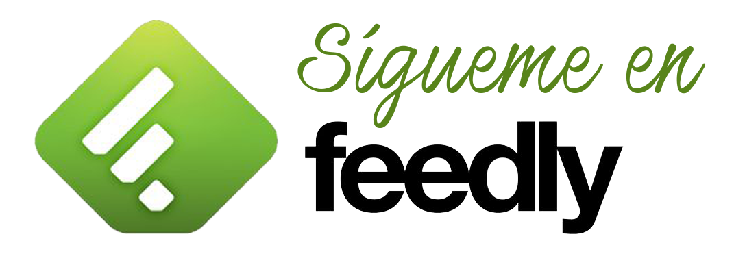 Sígueme en Feedly