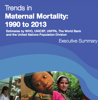 Trends in Maternal Mortality: 1990 to 2013