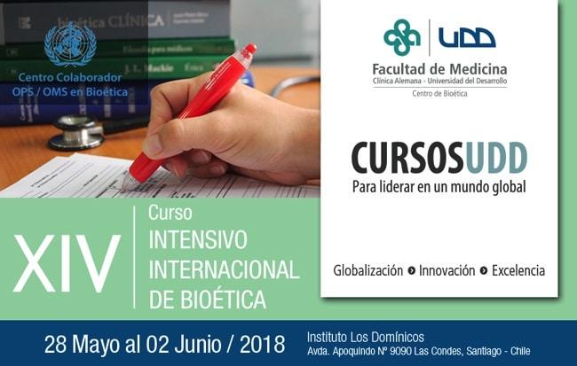 XIV Curso Intensivo Internacional de Bioética