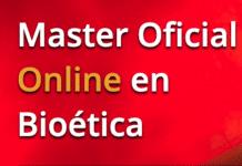 Máster on line de Bioética